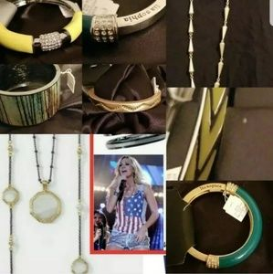 Lia Sophia  Ziva Gems Mark. Jewelry Lot Wholesale